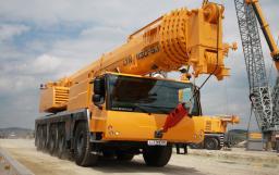Аренда автокрана 160 тонн город Тюмень