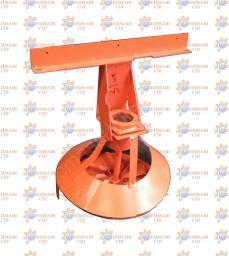 Механизм разбрасывающий без гидромотора КО-713.46.00.000