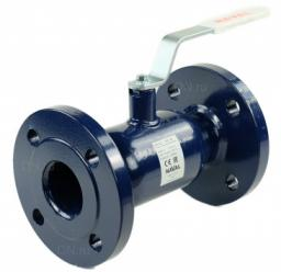 Кран стальной NAVAL Ду150 PN16 с/с