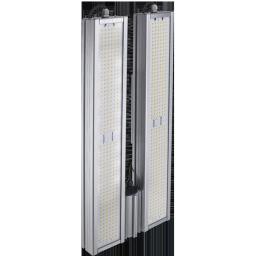 Уличный консольный светодиодный светильник двойной 248Вт 4000К IP67 34720Лм (VRN-UNE-248D-G40K67-K)