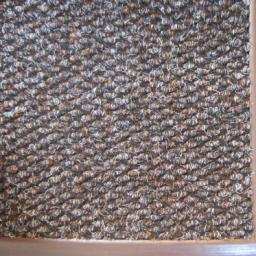 Грязезащитный ворсовый ковер «Nova Nop» коричневый
