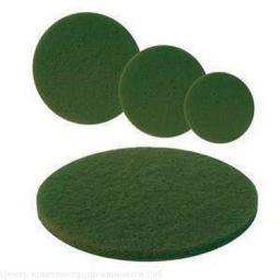 Зеленый размывочный круг (пад)