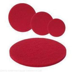 Красный размывочный круг 3М (38 см)