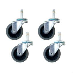 Комплект колес для фильтров DI12T, DI24T