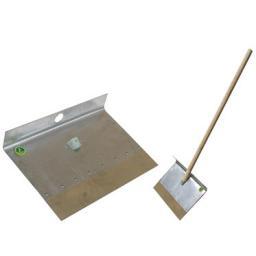 Лопата-движок однобортная с широкой накладкой
