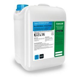 Сильнокислое дезинфицирующее средство для удаления налета в санузлах и ванных комнатах Sandet