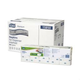 Tork Premium диспенсерные салфетки IF N4 5 пач/спай