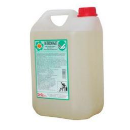 Низкопенное щелочное моющее средство для чистки ковров с помощью моющих пылесосов (ковровых экстракторов) Determoket