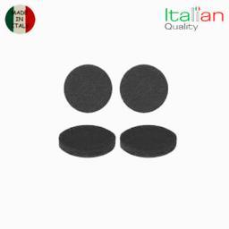 Комплект черных размывочных кругов