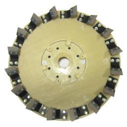 Диск для первичной обработки бетонного пола (43 см, 100 GRIT, вращение по часовой стрелке)