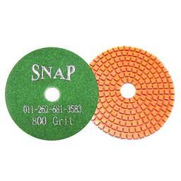Комплект алмазных дисков для полировки бетонных полов (10 шт.) 800GRIT