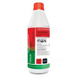 Профессиональное моющее средство SAN-SWEEP для профилактики и устранения засоров в трубах