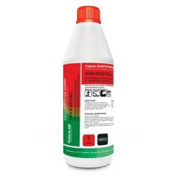 Профессиональное моющее средство SAN-EASYGEL для бережной очистки поверхностей от ржавчины и минеральных отложений