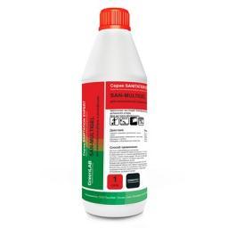 Профессиональное моющее средство SAN-MULTIGEL для комплексной уборки и дезинфекции
