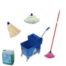 Комплект для уборки полов CleanFLoor Mini