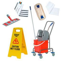 Комплект для уборки полов Clean Floor Universal -1