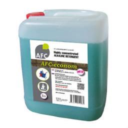 Сильнощелочное моющее средство для ручной уборки