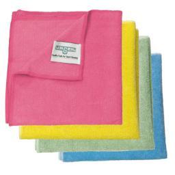 Салфетка из микрофибры для мытья и полировки гладких поверхностей