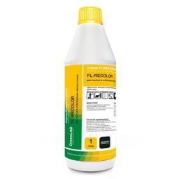 Профессиональное моющее средство FL-RECOLOR для мытья и отбеливания светлых полов
