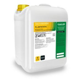 Профессиональное моющее средство FL-ANTISTATIC для мытья полов и снижения их последующей загрязненности