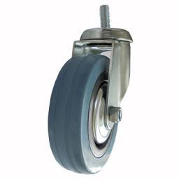 Колеса для тележек с креплением под болт