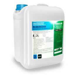 Профессиональное моющее средство IN-MICROZIDE для дезинфекции любых поверхностей