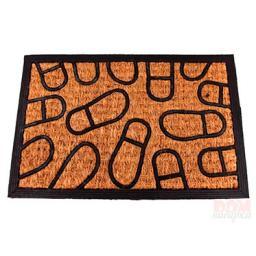 Входной кокосовый коврик Feet