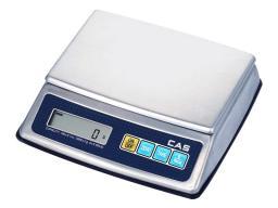 Весы для простого взвешивания cas pw-05