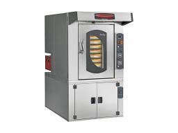 Печь электрическая forni fiorini baby 60х40 в комплекте с расст. 9+9