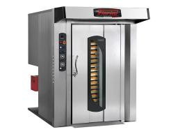 Печь электрическая forni fiorini maxi rotor 80х100