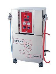 Спрей-машина pavoni spray gel twin/f