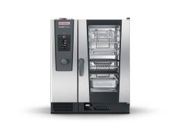 Конвекционная печь с парогенератором rational icombi classic 10-1/1
