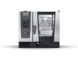 Конвекционная печь с парогенератором rational icombi classic 6-1/1