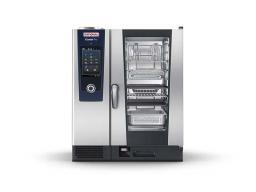 Конвекционная печь с парогенератором rational icombi pro 10-1/1