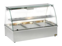 Тепловая витрина roller grill bmv 3