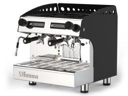Профессиональная кофемашина fiamma caravel 2 cv compact tc