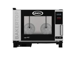 Конвекционная печь unox xebc-04eu-e1rm