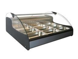 Холодильная витрина полюс вхс-1,0 арго xl техно