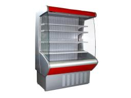 Холодильная горка полюс f20-08 vm 1,3-2 ral 3002
