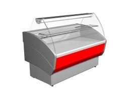 Витрина холодильная полюс вхс-1,2 эко