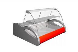 Холодильная витрина полюс вхсн-1,5 арго