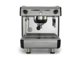 Профессиональная кофемашина casadio undici s/1 черная