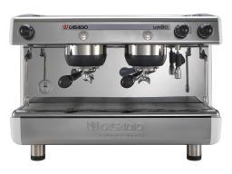 Профессиональная кофемашина casadio undici s/2 белая
