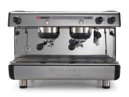 Профессиональная кофемашина casadio undici s/2 черная