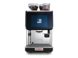 Автоматическая кофемашина lacimbali s30 cs10 milk ps