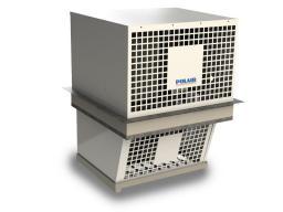 Холодильный моноблок polair mb109 st