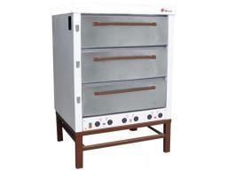 Пекарский шкаф восход хпэ-500 нерж.обр.