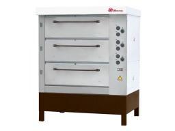 Пекарский шкаф восход хпэ-750/3 (нерж.)