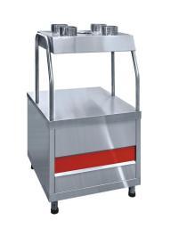Стойка для столовых приборов abat псп 70км