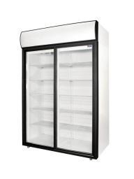 Холодильный шкаф polair dm110sd-s двери купе